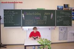 Bücherfrühling 5.6.2007