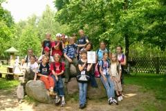 Waldschule 2007 5a